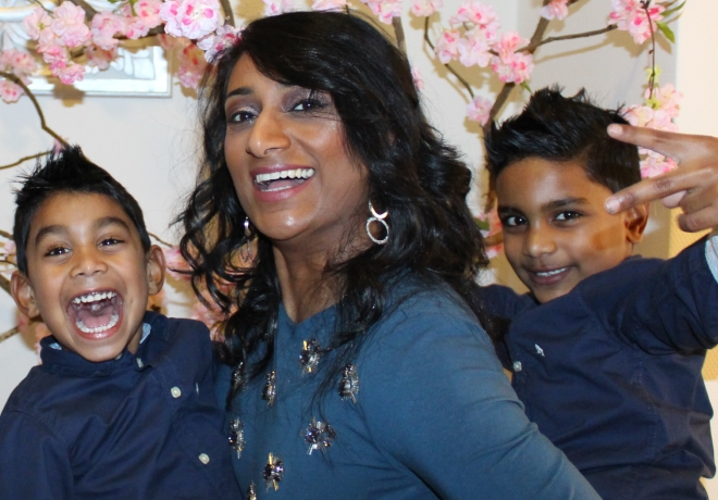 Mamasita van de maand: Shahzeya Amierali
