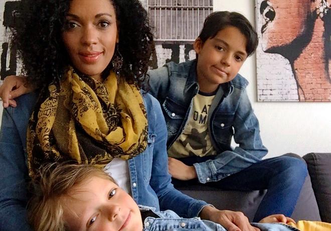 Afra & Kids