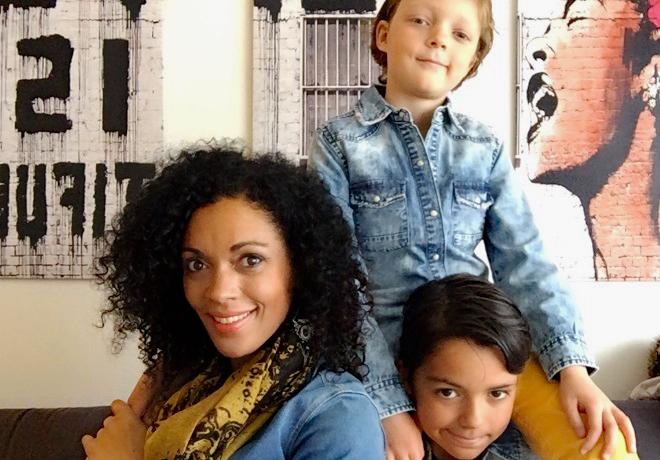 Mamasita van de maand: Afra Kleibroek