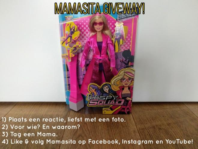 Mamasita GiveAway!